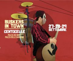 Buskers In Town 2018